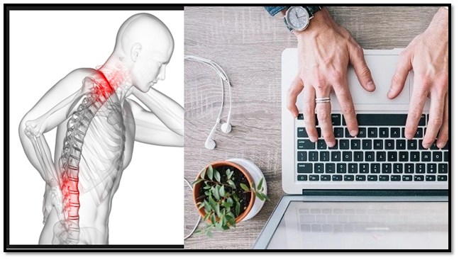 10 Tips to prevent occupational back and neck pain